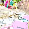 Garbage after barangay elections in Cebu City