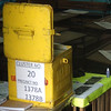 CEBU. Ballot box used during the plebiscite Saturday, July 28, 2012, in Barangay Guadalupe, Cebu City. (Laureen Mondonedo/Sunnex)