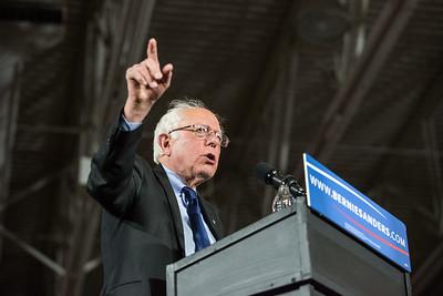 Bernie in Madison 3-26-16