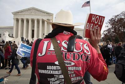 Supreme Court, Masterpiece Cakeshop v. Colorado Civil Rights Commission