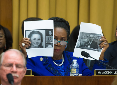 Jeff Sessions, Sheila Jackson Lee