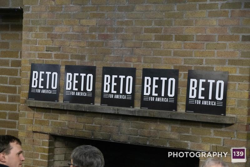 Beto O'Rourke Town Hall