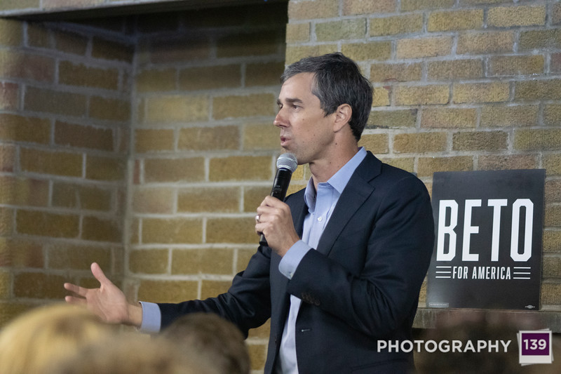 Beto O'Rourke Town Hall