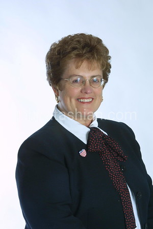 Betty Boukus + other Political Portraits - October 14, 2002