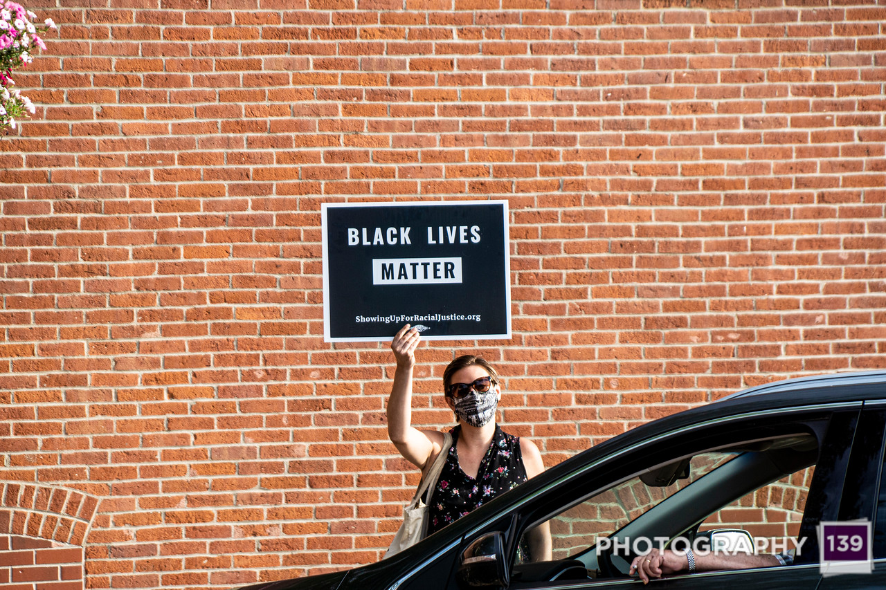 Black Lives Matter - Boone
