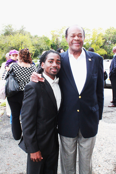 Our Mayor for life, Mayor Marion Barry.