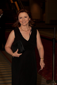 Kelly O'Donnell who covers politics for NBC News (RTCA dinner)
