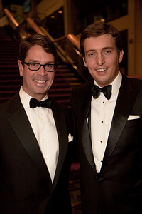 Griff Jenkins of Fox News with Ed Buckley who was an assistant to Tony Snow at the White House.