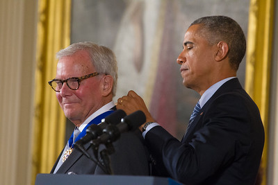 Tom Brokaw, Barack Obama