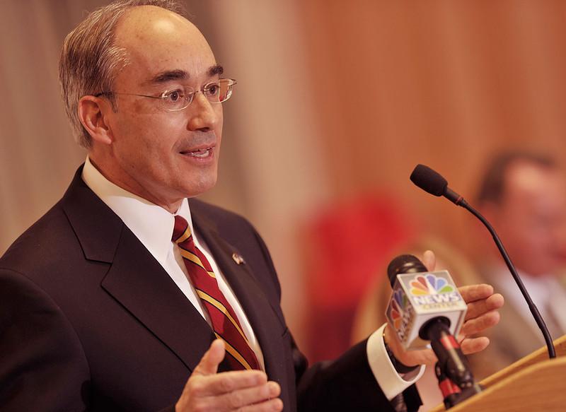 Maine State Treasurer Bruce Poliquin