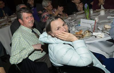 Joe Kopitz and Diane Allison.