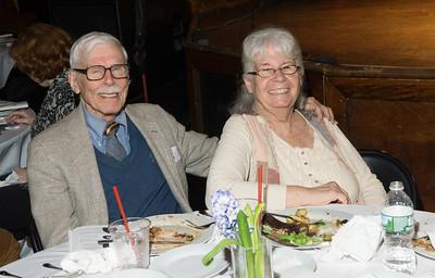 CBID veterans Warren Minor and Ellen Raider.