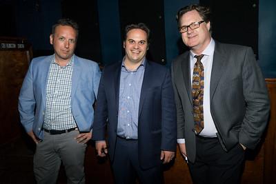 CBID guys: Peter, Dan and Benjamin