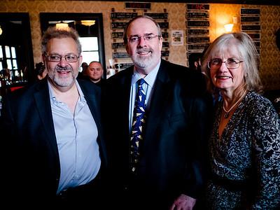 Good guests at CBID's gala.