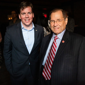 Two of our great elected officials: Assembly Member Bobby Carroll, and Chairman of the House Judiciary Committee, Jerry Nadler.