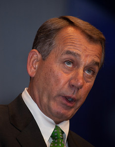 John Boehner, Speaker of the House