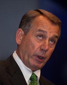 John Boehner, Speaker of the House