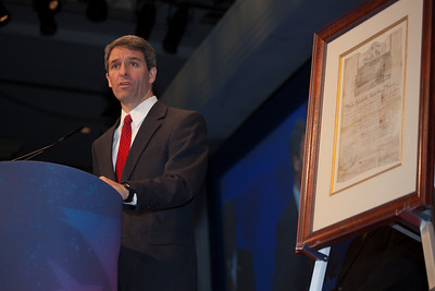 Defender of the Constitution Award - Recipient: The Honorable Kenneth Cuccinelli II, Attorney General of Virginia