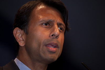 Gov. Bobby Jindal of Louisiana