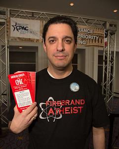 David Silverman of American Atheists
