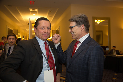 Rick Perry, Bill Chatfield