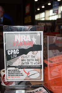 National Rifle Association (NRA),  CPAC