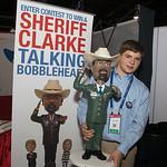 Sheriff David Clarke, CPAC 2017