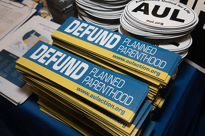 Planned Parenthood, CPAC