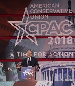 Wayne LaPierre, NRA, CPAC