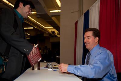 Sen. Jim DeMint book signing