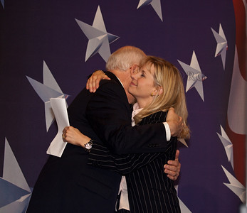 Dick Cheney and Liz Cheney