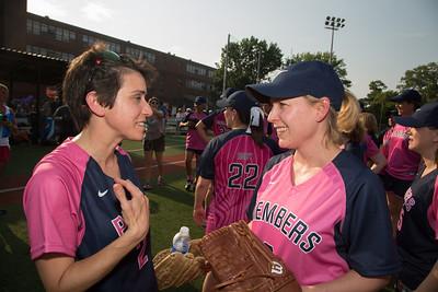 Team Co-Captains Amy Walter, Cook Political Report Sen. Kirsten Gillibrand (D-NY)