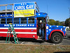 Bus for Change - Campaigning in Colts Neck