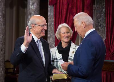 Sen. Pat Roberts (R-KS)  Franki Roberts (spouse)