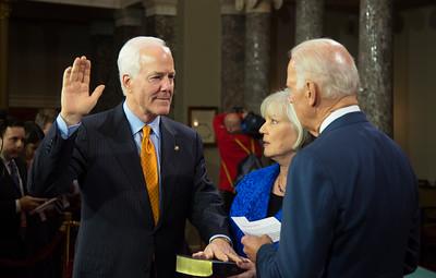Sen. John Cornyn (R-TX)  Sandy Cornyn (spouse)
