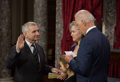 Sen. Jack Reed (D_RI)  Julia Hart Reed (spouse)