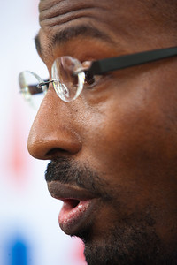 "Former Green Jobs Czar Van Jones was both a featured speaker and emcee at a Rebuild the Dream (American Dream Movement) rally held outside the Capitol Building in Washington D.C.on Thursday, July 28, 2011. Jones pointed out that the mainstream position in America is that rather than looking first to raid programs like Medicaid, we should consider wealthy people part of this country and look to them to help shoulder the burden. The rally to ""Save the American Dream"" was organized to tell Democrats to stand strong against Republican debt ceiling proposals that cut Social Security, Medicare and Medicaid while keeping keep tax breaks for millionaires, billionaires and oil companies. Participants included major labor unions such as AFSCME, CWA, AFGE, Teamsters, and various progressive groups such as Move-On, American Dream Movement, Jobs with Justice, Gray-Panthers and Code-Pink. (Photo by Jeff Malet)"