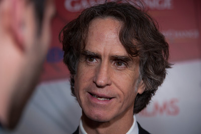 """Film director Jay Roach appears on the red carpet at the Washington, DC, premier of the HBO movie """"Game Change"""", which he directed, based on the political bestseller of the same name about the 2008 McCain-Palin Republican presidential campaign. The movie was screened at the Newseum on Thursday  March 8, 2102. (Photo by Jeff Malet)"""