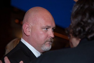 "Steve Schmidt appears at the viewing party during the Washington D.C. premier of the HBO movie ""Game Change"" based on the political bestseller of the same name about the 2008 McCain-Palin Republican presidential campaign. Schmidt was the real life senior campaign strategist and advisor for the campaign. The movie was screened at the Newseum on Thursday. March 8, 2102. (Photo by Jeff Malet)"