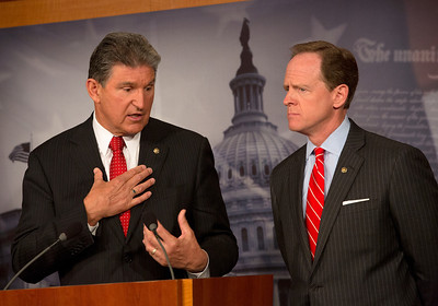 Pat Toomey, Joe Manchin