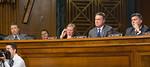 John Kerry,  Rand Paul (R-KY), Johnny Isakson (R-GA), David Perdue (R-GA), Cory Gardner (R-CO)