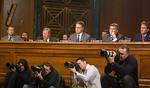 Rand Paul (R-KY), Johnny Isakson (R-GA), David Perdue (R-GA), Cory Gardner (R-CO), and Jeff Flake (R-AZ)