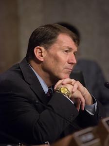 Senator Mike Rounds, General John F. Campbell