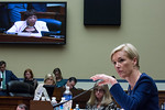 Cecile Richards, Brenda Lawrence (D-MI)