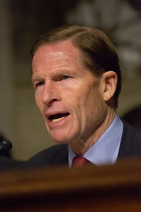 Senator Richard Blumenthal, General John F. Campbell