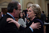 Hillary Clinton, Eliot Engel