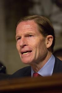 Senator Richard Blumenthal, General John F. Campbell