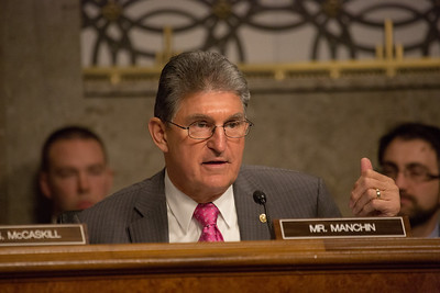 Joe Manchin, General John F. Campbell
