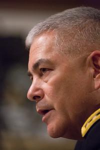 General John F. Campbell