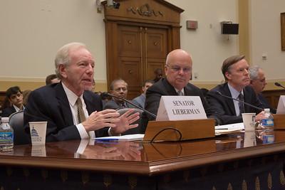 Joe Lieberman, Iran Nuclear Agreement